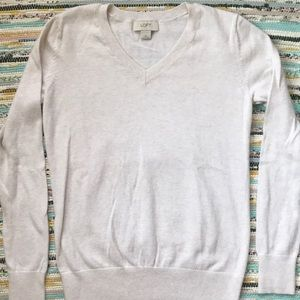 Ann Taylor Loft V-Neck Sweater